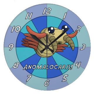 Anomalocaris! Wall Clock