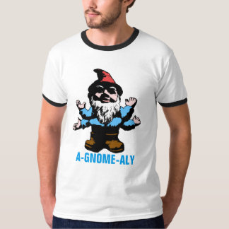 Anomaly Gnome T Shirt