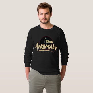 """""""Anomaly"""" of The Fountain Black Sweater"""