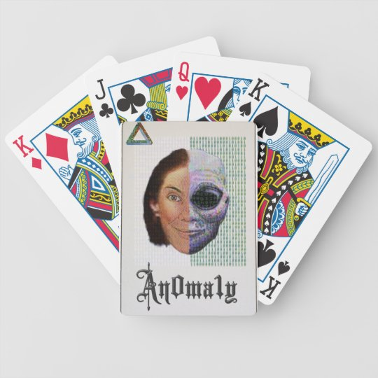 Anomaly Promotional wares Bicycle Playing Cards