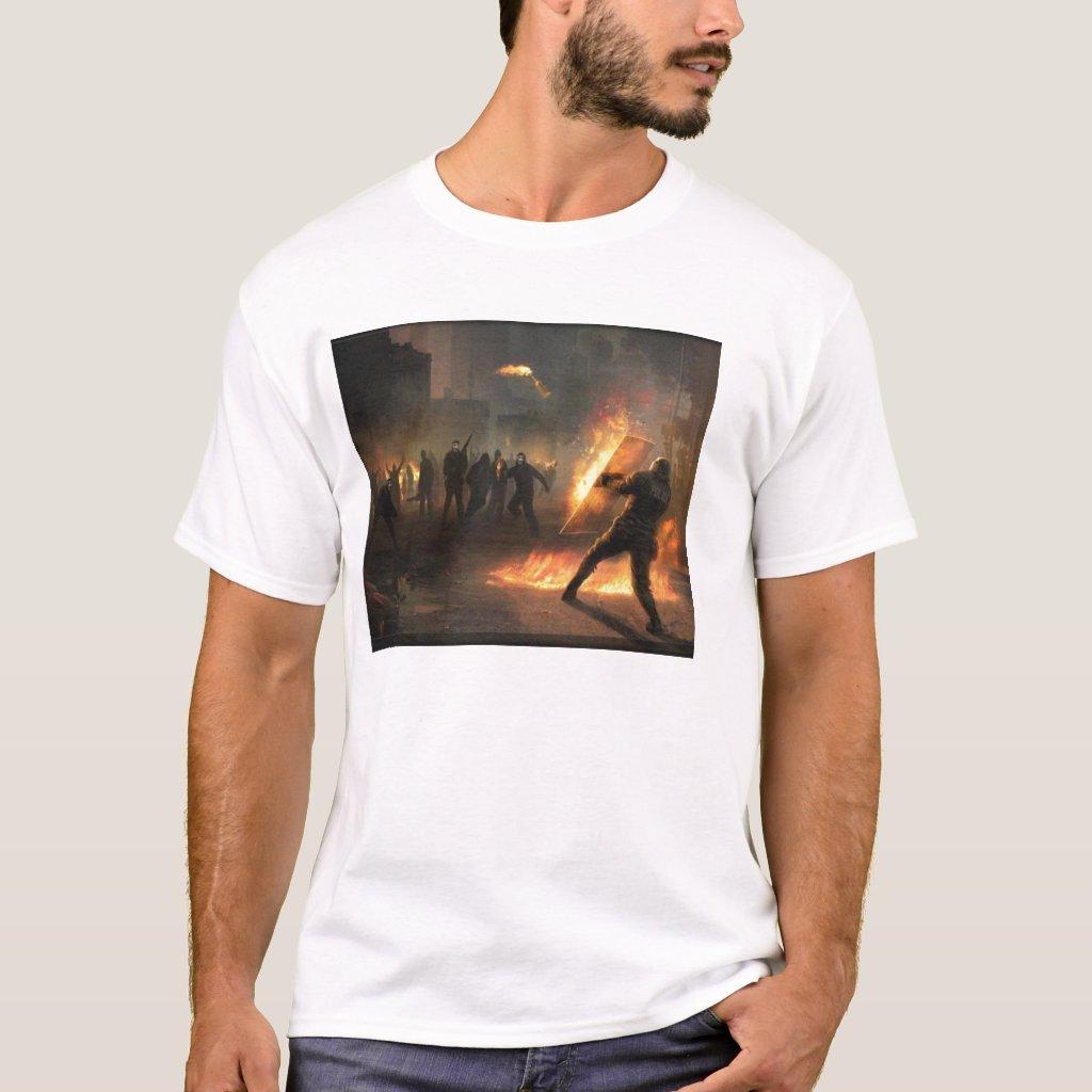 Anon Molotov T-Shirt