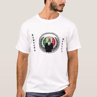 anon Sinaloa Mexico T-Shirt