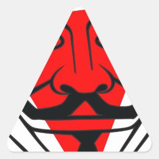 Anon Triangle Sticker