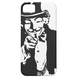 Anon Wants You iPhone 5 Cover
