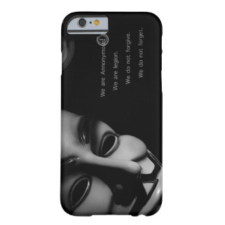 ANÓNIMO FUNDA BARELY THERE iPhone 6