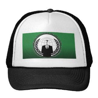 anónimo gorras