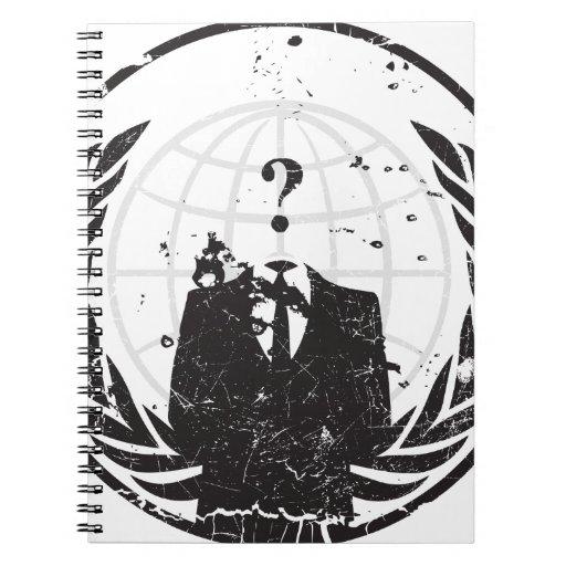 Anónimo Libro De Apuntes Con Espiral