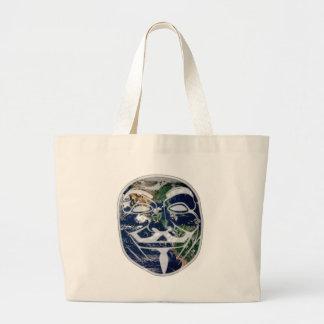 Anónimo mundial bolsas de mano