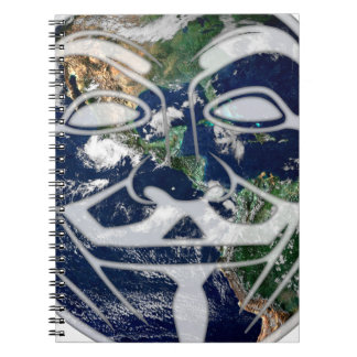 Anónimo mundial cuadernos