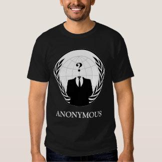 Anónimo Playera