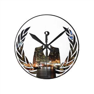 Anónimo Reloj De Pared