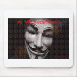 AnonStyle MousePad