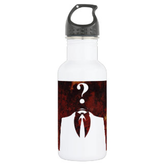 Anonymous 18oz Water Bottle