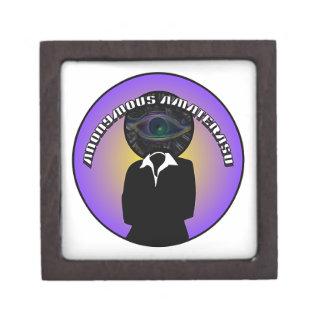 Anonymous Amaterasu Logo Gift Box