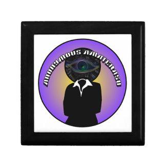 Anonymous Amaterasu Logo Jewelry Box
