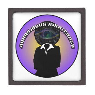 Anonymous Amaterasu Logo Keepsake Box