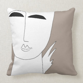 Anonymous Angel Pillow