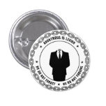 Anonymous Badge Button