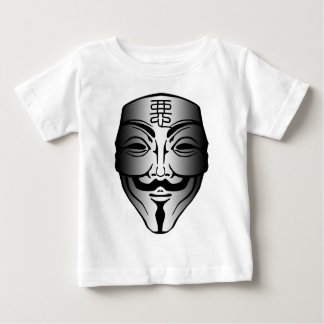 Anonymous badness infant t-shirt