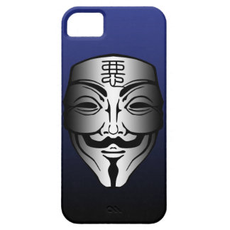 Anonymous badness iPhone SE/5/5s case