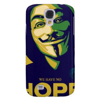 Anonymous Brazil Galaxy S4 Case
