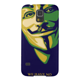 Anonymous Brazil Galaxy S5 Cover