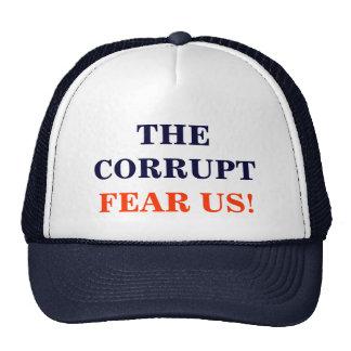 ANONYMOUS CAP/ HAT MESH HATS
