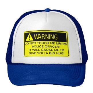 ANONYMOUS CAP/ HAT TRUCKER HATS