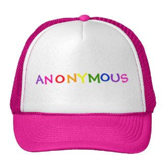 ANONYMOUS CAP/ HAT HAT