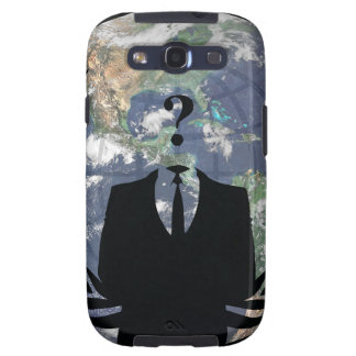 Anonymous Samsung Galaxy S3 Cases