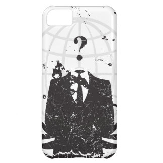 Anonymous iPhone 5C Covers