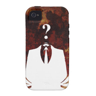 Anonymous Vibe iPhone 4 Cases