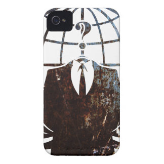 Anonymous iPhone 4 Cover