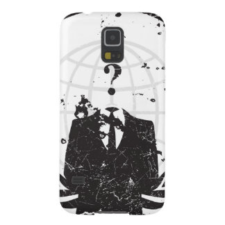 Anonymous Case For Galaxy S5