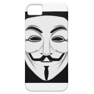 Anonymous case for Iphone 5