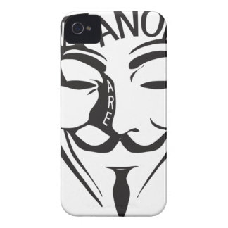 Anonymous Case-Mate iPhone 4 Case