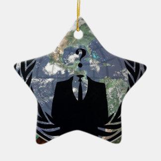 Anonymous Ceramic Ornament