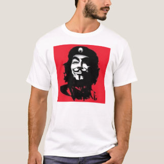 Anonymous Che Guevara T-Shirt