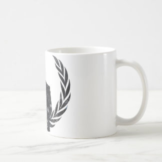 Anonymous Classic White Coffee Mug