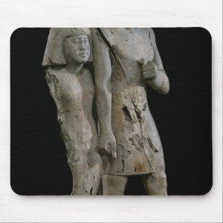 Anonymous couple known as the Memphis Couple Mouse Pad
