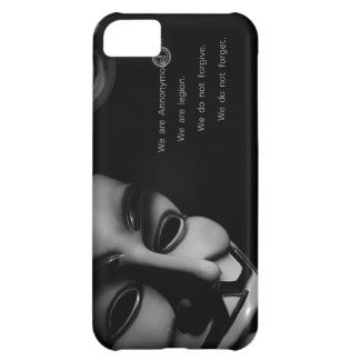 ANONYMOUS COVER FOR iPhone 5C