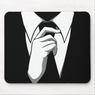 Anonymous Crew Mouse Pad