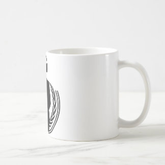 Anonymous DJ Coffee Mug