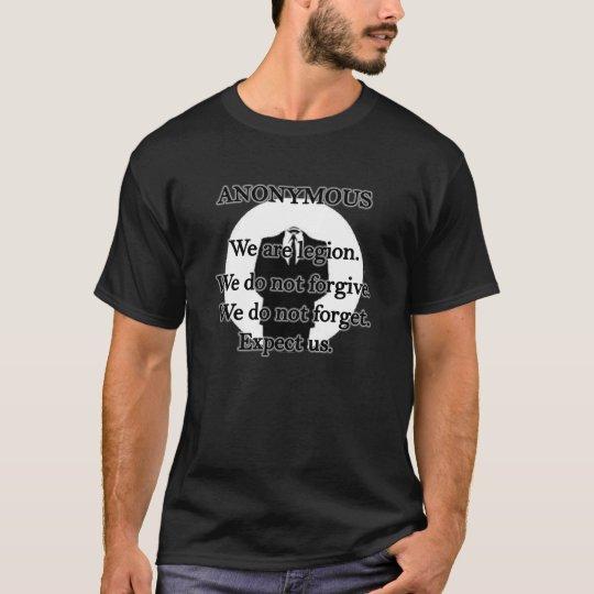 Anonymous dororo T-Shirt