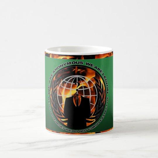anonymous fire magic mug