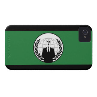 Anonymous Flag Blackberry Bold Case
