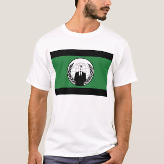 Anonymous Flag T-Shirt