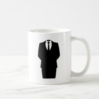 anonymous icon internet 4chan SA Coffee Mug