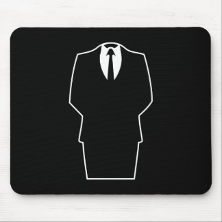anonymous icon internet 4chan SA Mouse Pad
