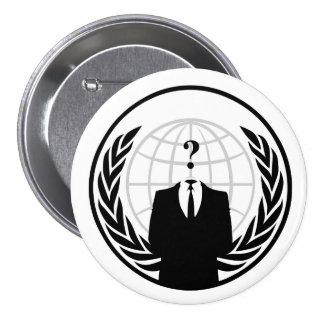 Anonymous International Button
